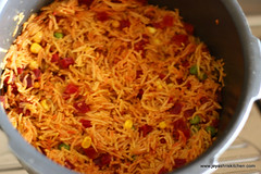 Beetroot-pulao