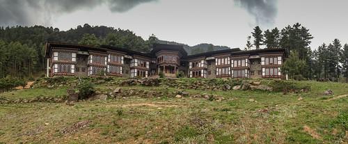 Devachen Resort in Gangtey