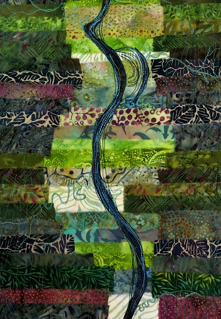 river abstraction process