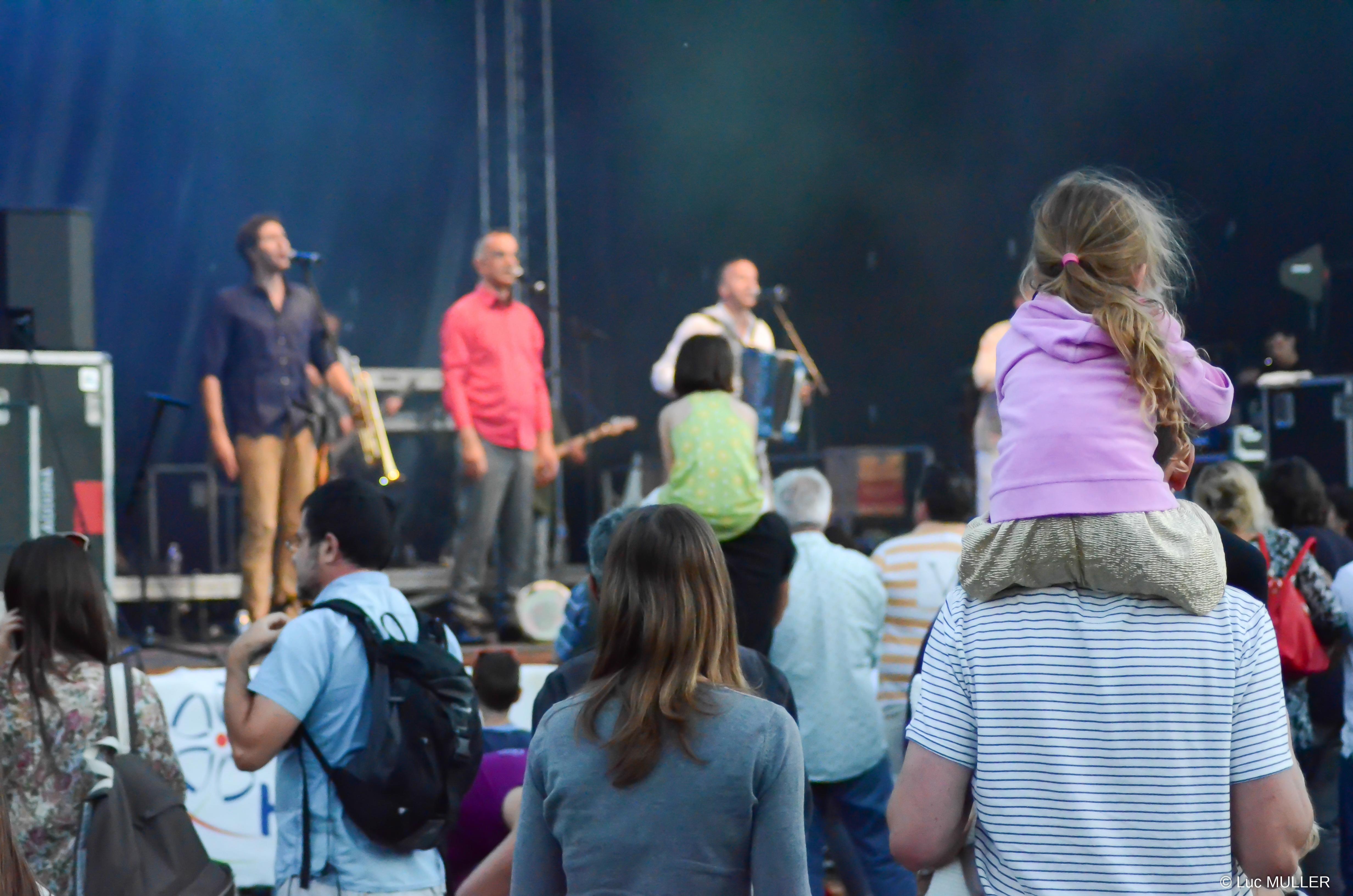 Fête de la musique 2014 - Haguenau - 21/06/2014 - © Luc Muller