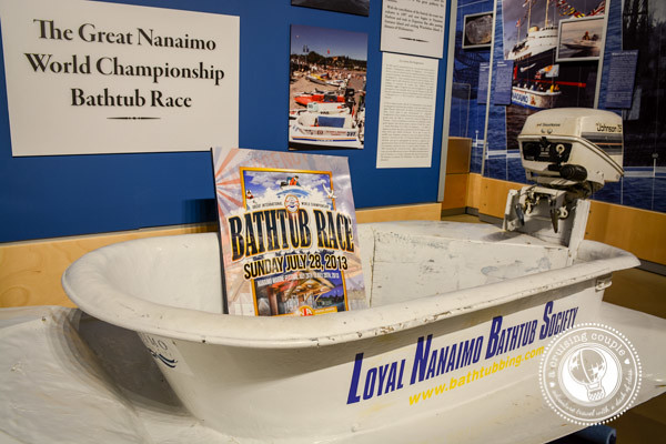 Canada Photo Essay - Bathtub Race Nanaimo