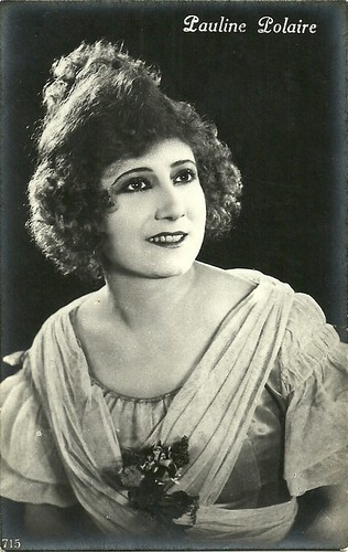 Pauline Polaire in Maciste all'inferno