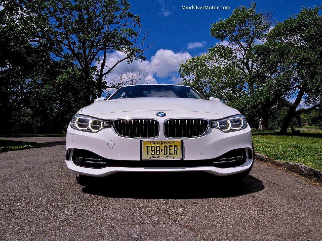 BMW 428i Front End