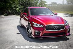infiniti qx70(0.0), automobile(1.0), automotive exterior(1.0), wheel(1.0), vehicle(1.0), performance car(1.0), automotive design(1.0), mid-size car(1.0), bumper(1.0), infiniti(1.0), land vehicle(1.0), luxury vehicle(1.0),