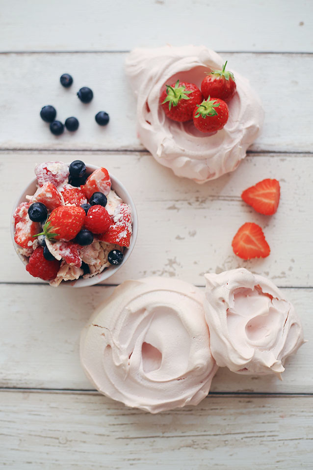 Homemade Eton Mess Recipe