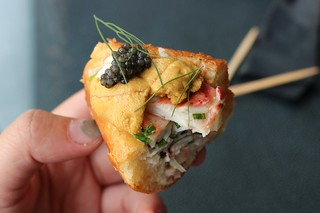 Caviar Lobster Roll