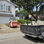 Concrete Driveway Removal In Vacaville