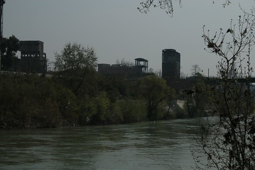 Lungotevere marconi: archeologia industriale