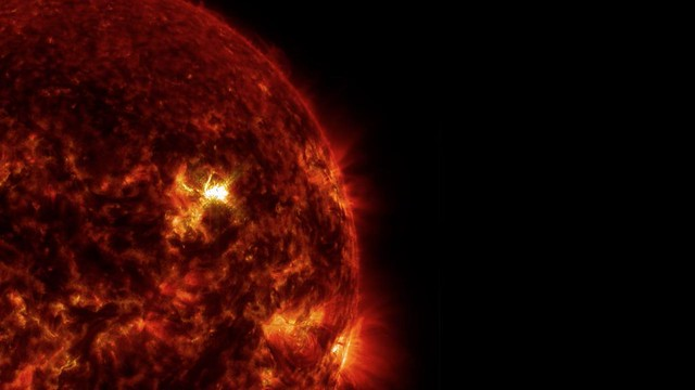 Photo:NASA's Best-Observed X-Class Flare of All Time By:NASA Goddard Photo and Video
