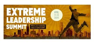 Extreme Leadership Summit 2014