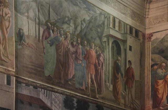 Cappella dei Brancacci - Brancacci Chapel