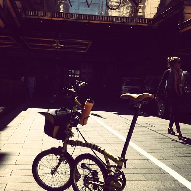 Brompton Urban Challenge 2014