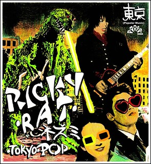 Rick Rat - Toyko Pop
