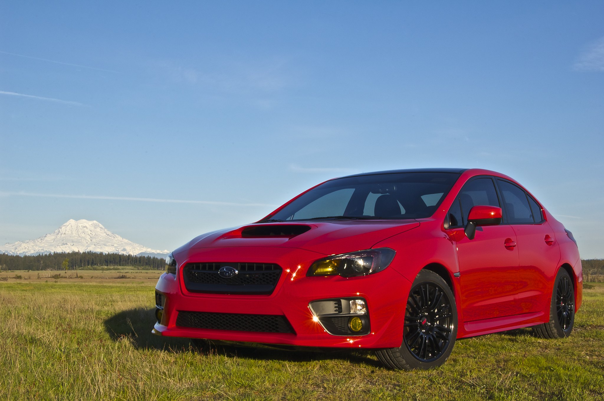 SubieNoobBrian's 2015 Lightning Red WRX Premium (*modified ...