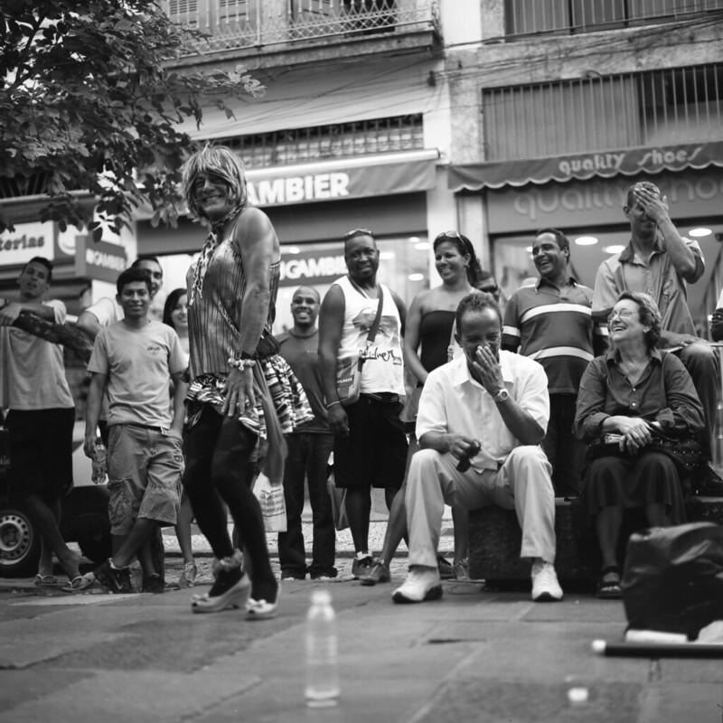 Geruza Street Artist Rio de Janeiro