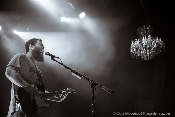 Manchester Orchestra @ The Fillmore, SF 5/2/14