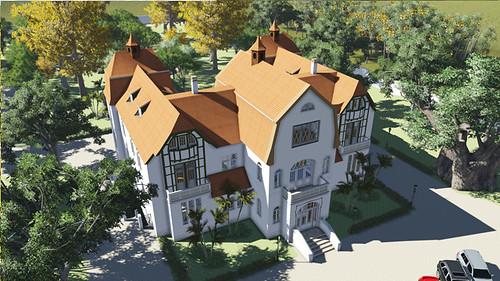 arsitektur klasik - classic building architecture (1)