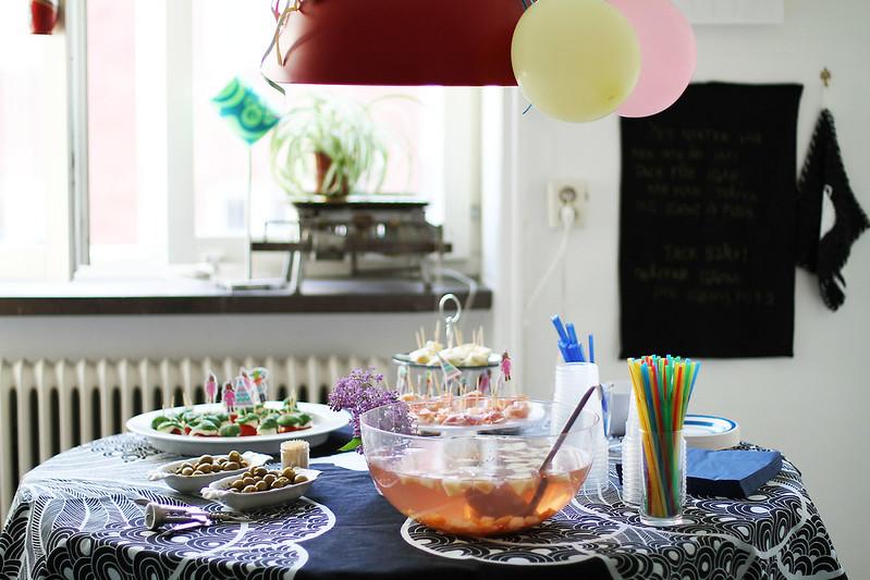 Linnea fyller år!