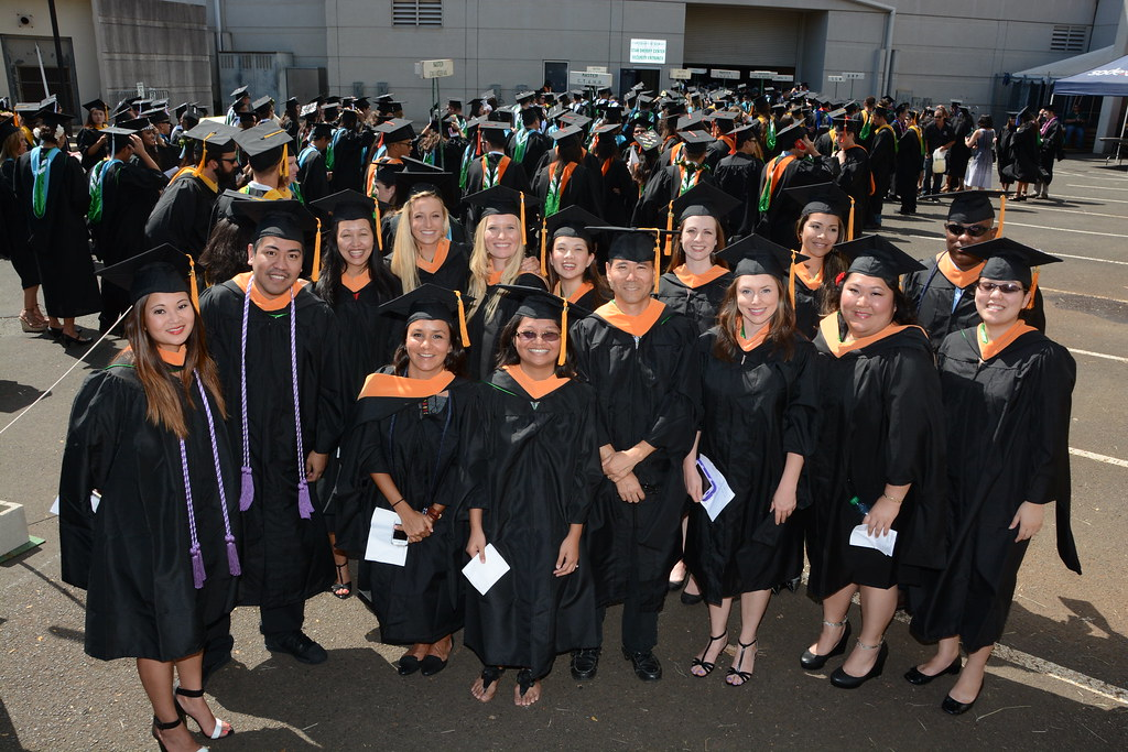 "<p>University of Hawaii at Manoa nursing advance degree students at the UH Manoa Commencement Ceremony on May 17, 2014. For more photos go to <a href=""http://on.fb.me/1jpQmkY"" rel=""nofollow"">on.fb.me/1jpQmkY</a></p>"