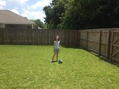 Sophie - Kickball