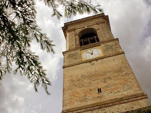 Torgiano: il campanile
