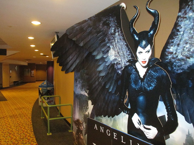 Maleficent Movie Poster Theater Standee 0132