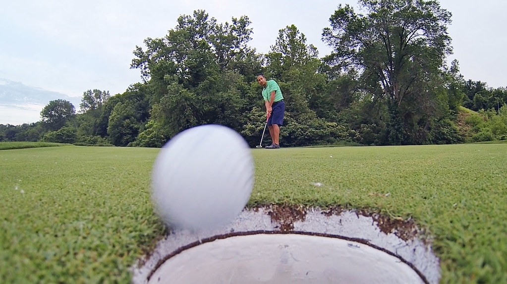 GoPro Golf Putter Cam Putt