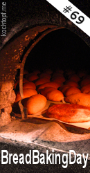 Bread Baking Day #69 - Regionale Brote / Local breads (last day of submission July 1st, 2014)