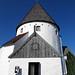 Bornholm , round church by A & nobody