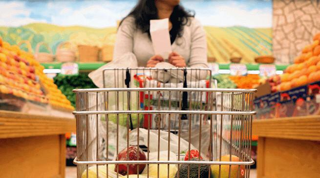 compras con la Tarjeta Visa Vale Alimentos