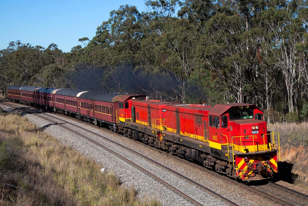 4903 at Belford by Trent