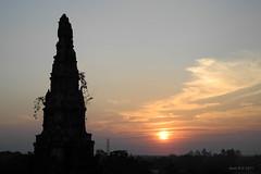 Ayutthaya : Wat Chai Wattanaram