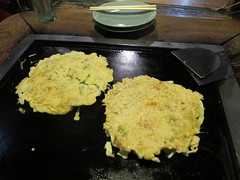 meal(0.0), produce(0.0), breakfast(1.0), monjayaki(1.0), food(1.0), dish(1.0), cuisine(1.0), okonomiyaki(1.0),