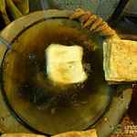 Fried Roti for Dinner - Khulna, Bangladesh