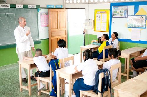 Volunteer Thailand English Education - 24