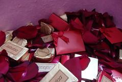 gift, red, pink, petal,