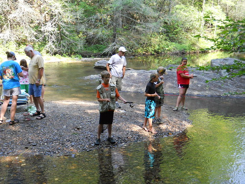 Tallulah River Kids Fishing Rodeo 2011_14