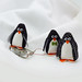 penguins pocket dolls