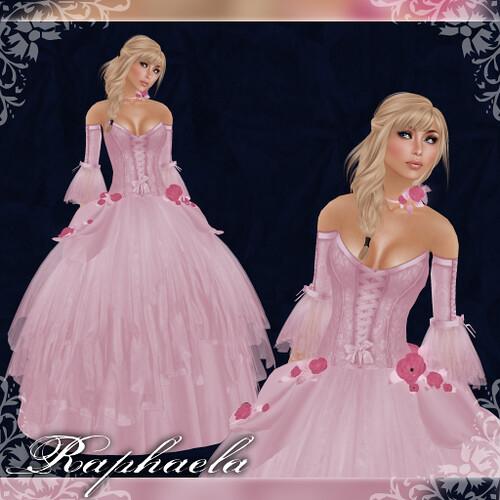 Raphaela - Gown - Blush