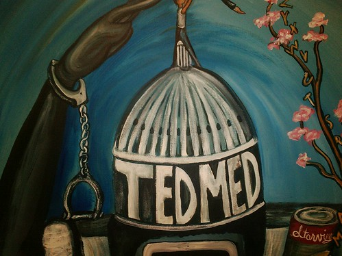 TedMed in The two DC's