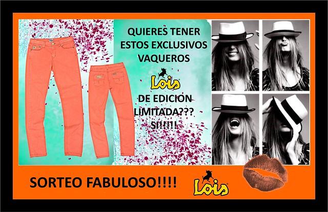 Naranja - Sorteo Lois