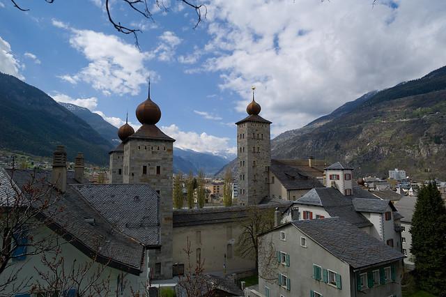 Brig Switzerland  city pictures gallery : Stockalperschloss . Brig Switzerland | Flickr Photo Sharing!