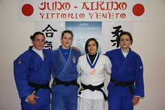 Campionesse del Judo Vittorio Veneto