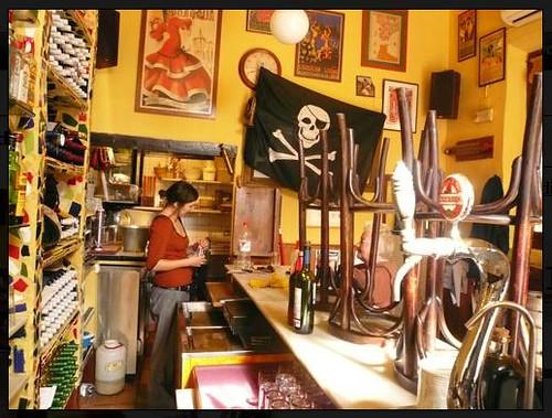 Bar Candela Granada