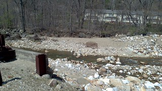 Briggsville Dam Removal, North Branch Hoosic River, Clarksburg, MA