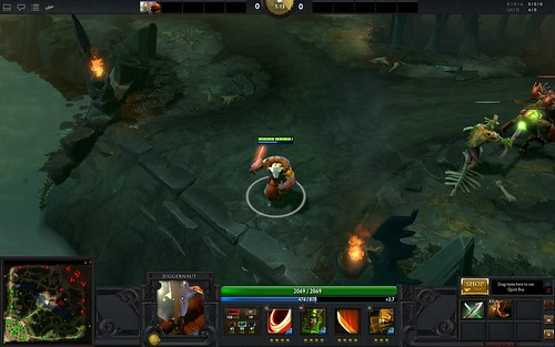 Dota 2 Juggernaut Guide - Abilities, Item Builds and Strategy