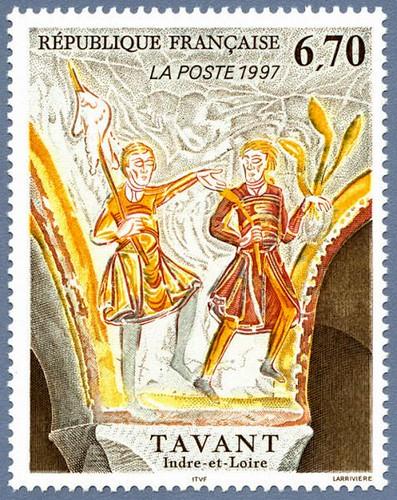 Tavant Indre-et-Loire