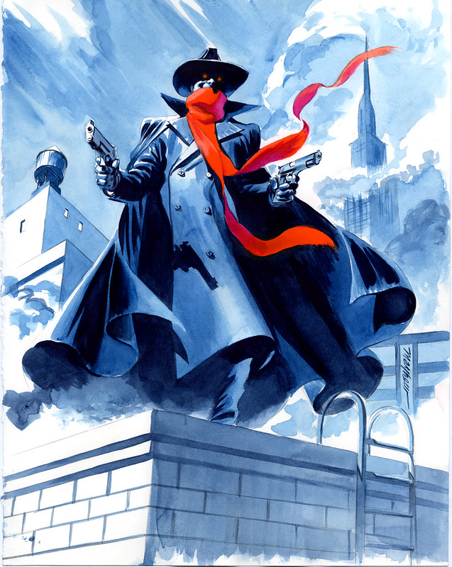 Shadow Commission by Mike Mayhew