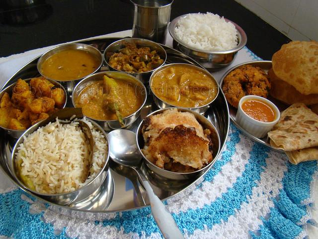 hyd thali
