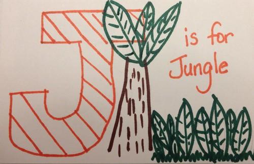 Postcard for Jonah - Day 13